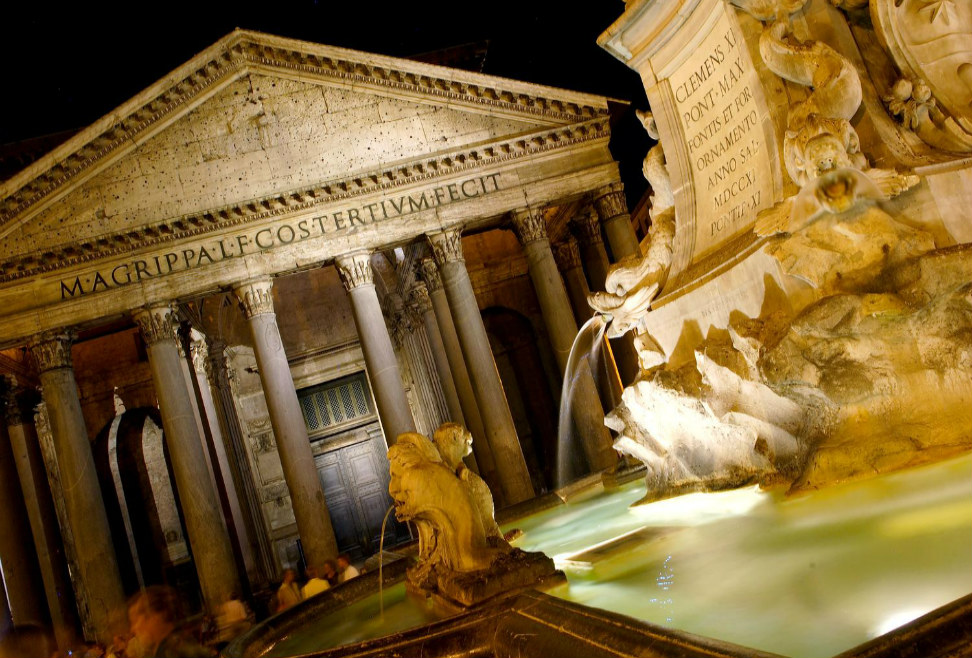 Destination rome special offers starwood hotels resort sciox Gallery